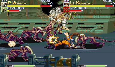 Alien Vs. Predator (1994 Capcom) (ARC)  © Capcom 1994   16/23