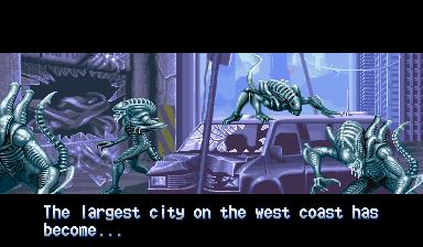 Alien Vs. Predator (1994 Capcom) (ARC)  © Capcom 1994   18/23