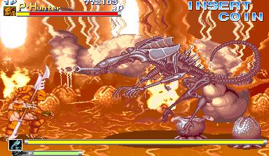Alien Vs. Predator (1994 Capcom) (ARC)  © Capcom 1994   19/23