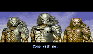 Alien Vs. Predator (1994 Capcom) (ARC)   © Capcom 1994    21/23