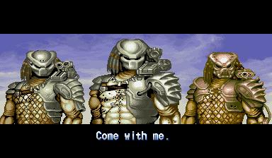 Alien Vs. Predator (1994 Capcom) (ARC)  © Capcom 1994   21/23