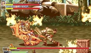 Alien Vs. Predator (1994 Capcom) (ARC)  © Capcom 1994   22/23