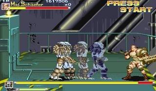 Alien Vs. Predator (1994 Capcom) (ARC)  © Capcom 1994   23/23
