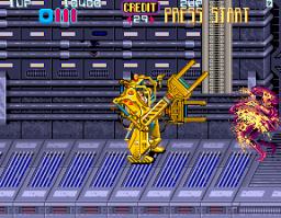 Aliens (1990) (ARC)  © Konami 1990   3/5