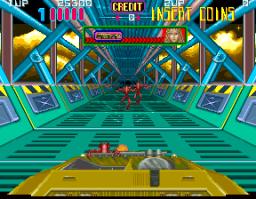 Aliens (1990) (ARC)  © Konami 1990   1/5
