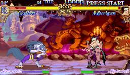Darkstalkers: The Night Warriors (ARC)  © Capcom 1994   2/23