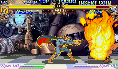 Darkstalkers: The Night Warriors (ARC)  © Capcom 1994   16/23
