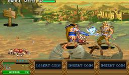 Dungeons & Dragons: Tower Of Doom (ARC)  © Capcom 1994   3/25