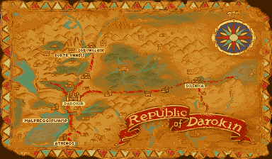 Dungeons & Dragons: Tower Of Doom (ARC)  © Capcom 1994   11/25