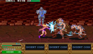 Dungeons & Dragons: Tower Of Doom (ARC)  © Capcom 1994   13/25