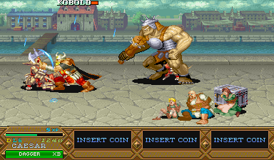 Dungeons & Dragons: Tower Of Doom (ARC)  © Capcom 1994   19/25