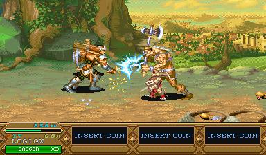 Dungeons & Dragons: Tower Of Doom (ARC)  © Capcom 1994   21/25