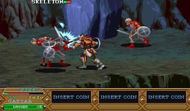 Dungeons & Dragons: Tower Of Doom (ARC)  © Capcom 1994   22/25
