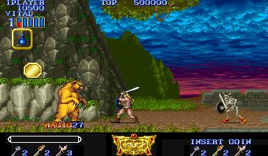 Magic Sword (ARC)  © Capcom 1990   5/7
