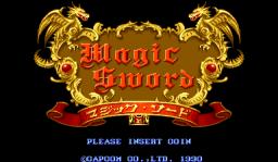 Magic Sword (ARC)  © Capcom 1990   1/7