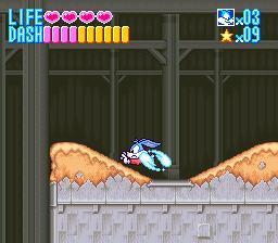 Tiny Toon Adventures: Buster Busts Loose! (SNES)  © Konami 1992   3/3