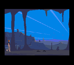 Another World (SNES)  © Interplay 1992   2/4