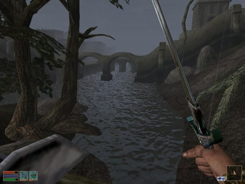 The Elder Scrolls III: Morrowind (PC)  © Ubisoft 2002   4/6