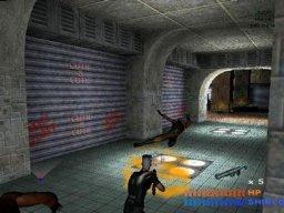X-Squad  © EA 2000  (PS2)   1/3