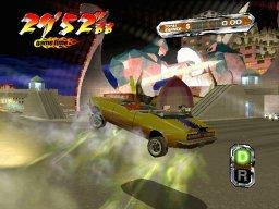 Crazy Taxi 3: High Roller (XBX)  © Sega 2002   3/4