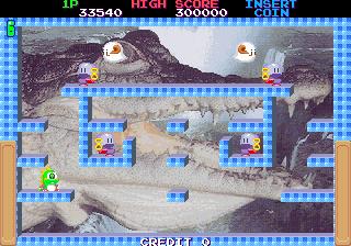 Bubble Memories (ARC)  © Taito 1995   5/5