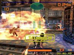 Outtrigger (DC)  © Sega 2001   1/7