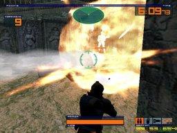 Outtrigger (DC)  © Sega 2001   3/7