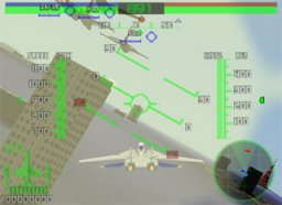 Aero Fighters Assault (N64)  © Video System 1997   2/3