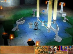 Darkstone (PC)   ©  1999    3/4