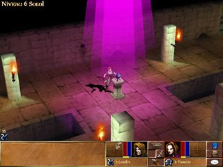 Darkstone (PC)   ©  1999    4/4