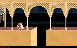 Prince Of Persia (PC)  © Brøderbund 1989   10/25