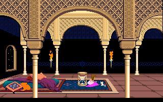 Prince Of Persia (PC)  © Brøderbund 1989   14/25