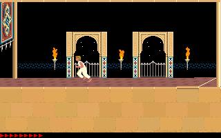Prince Of Persia (PC)  © Brøderbund 1989   23/25