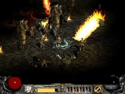 Diablo II (PC)   © Blizzard 2000    3/6