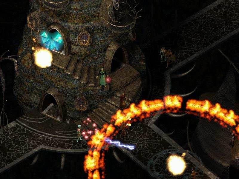 Baldur's Gate II: Shadows Of Amn (PC)  © Interplay 2000   4/10