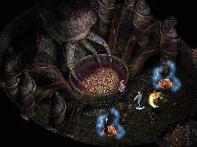 Baldur's Gate II: Shadows Of Amn (PC)  © Interplay 2000   5/10