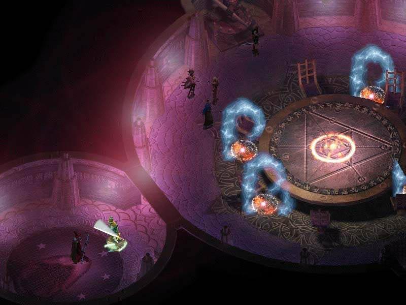 Baldur's Gate II: Shadows Of Amn (PC)  © Interplay 2000   10/10
