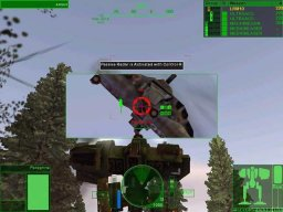 MechWarrior 4: Vengeance (PC)   © Microsoft 2000    1/3