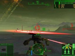 MechWarrior 4: Vengeance (PC)   © Microsoft 2000    2/3