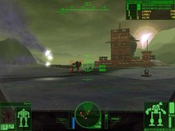 MechWarrior 4: Vengeance (PC)   © Microsoft 2000    3/3