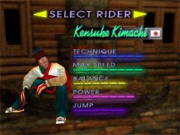 1080° Snowboarding  © Nintendo 1998  (N64)   2/3