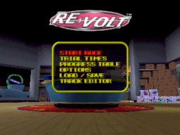 Re-Volt (N64)   © Acclaim 1999    1/3