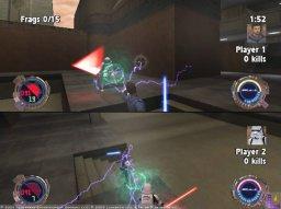 Star Wars: Jedi Knight II: Jedi Outcast (GCN)  © LucasArts 2002   5/5