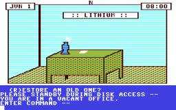 Critical Mass (C64)  © Sirius Software 1984   2/2