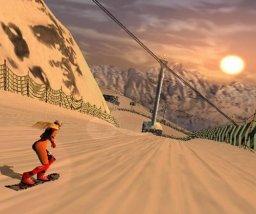 Alpine Racer 3 (PS2)  © Namco 2002   3/3
