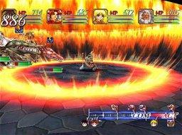 Grandia II (PS2)  © Ubisoft 2002   1/4