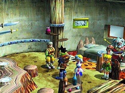 Grandia II (PS2)  © Ubisoft 2002   4/4