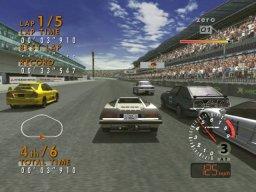 Sega GT 2002 (XBX)  © Sega 2002   1/4
