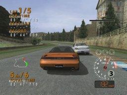 Sega GT 2002 (XBX)  © Sega 2002   2/4