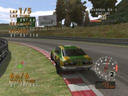 Sega GT 2002 (XBX)  © Sega 2002   3/4